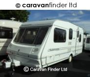 Abbey Expression 500/5 2003 caravan
