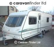 Abbey Spectrum 540 2003 caravan