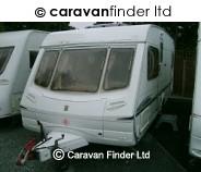 Abbey Cardinal 318 2004 caravan