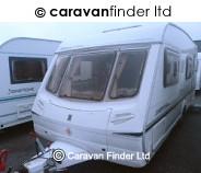 Abbey Cardinal 330 2004 caravan
