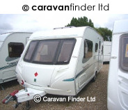 Abbey Freestyle 500 SE 2004 caravan