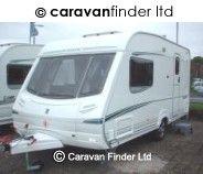 Abbey GTS Vogue 216 2004 caravan