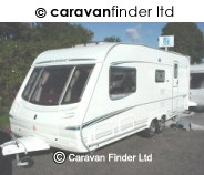 Abbey Spectrum 419 2004 caravan
