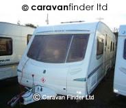 Abbey Spectrum 535 2004 caravan