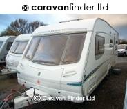 Abbey Spectrum 620 2004 caravan