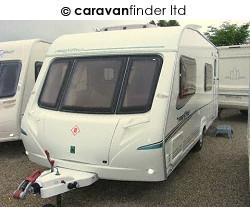 Abbey Freestyle 560 SE 2005  Caravan Thumbnail