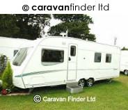 Abbey Spectrum 535 2006 caravan