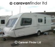 Abbey GTS 416 2007 caravan