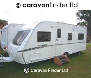 Abbey GTS 418 2007 caravan