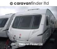 Abbey GTS 420 2007 caravan