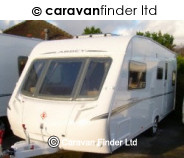 Abbey GTS 517 SOLD 2007 caravan