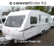 Abbey Spectrum 545 2007 caravan