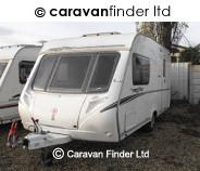Abbey Freestyle 470 2008 caravan