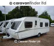 Abbey Freestyle 540 2008 caravan