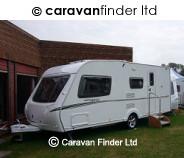 Abbey GTS 416 2008 caravan