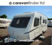 Abbey GTS 420 2008 caravan