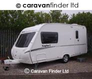 Abbey Safari 460 2008 caravan