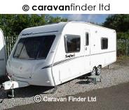 Abbey Safari 620 2008 caravan