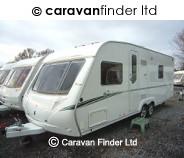 Abbey Spectrum 540 2008 caravan