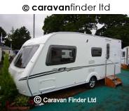 Abbey GTS 416 2009 caravan