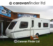 Abbey GTS 418 2009 caravan