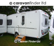 Abbey Spectrum 215 2009 caravan