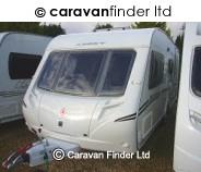 Abbey Spectrum 416 2009 caravan