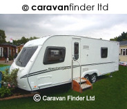 Abbey Spectrum 540 2009 caravan