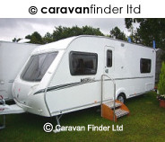 Abbey Freestyle 495 2009 caravan