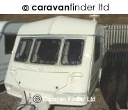 Abi Dalesman 450 1998 caravan