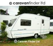 Ace Brightstar 2005 caravan