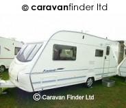 Ace Morningstar 2006 caravan