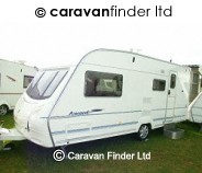 Ace Morningstar 2006 caravan