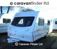Ace Jubilee Courier 2006 caravan
