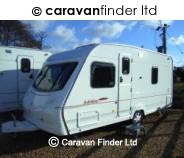 Ace Envoy 2006 caravan