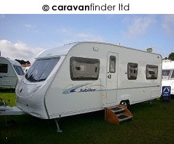 Ace Aristocrat 2007  Caravan Thumbnail
