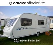 Ace Courier 2007 caravan