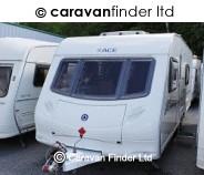 Ace Jubilee Viscount 2007 caravan