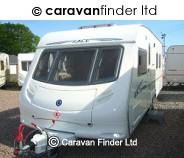 Ace Globestar 2007 caravan