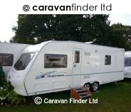 Ace Supreme Twinstar 2007 caravan