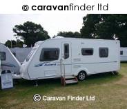Ace Tristar 2008 caravan