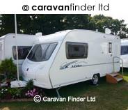 Ace Ambassador 2008 caravan
