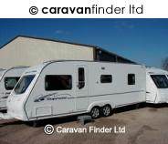 Ace Globestar 2008 caravan