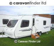 Ace Twinstar 2008 caravan