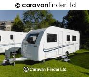 Adria Altea 552 Up Trent 2015 caravan