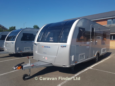Adria Adora 613 UT Thames 2019  Caravan Thumbnail