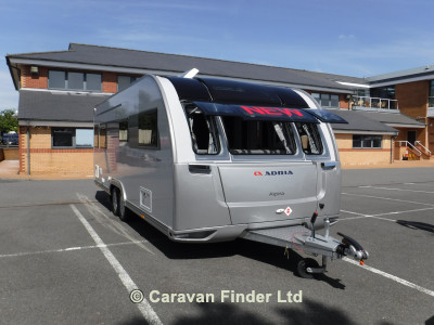 New Adria Alpina 613 UL Colorado 2020 touring caravan Image