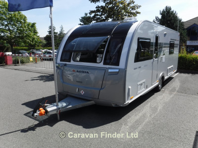 Adria Adora 613 DT Isonzo 2021  Caravan Thumbnail