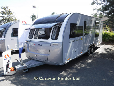 Adria  Adora  Sava 2021  Caravan Thumbnail