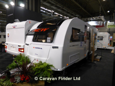 New Adria Altea 622 DK Avon 2021 touring caravan Image